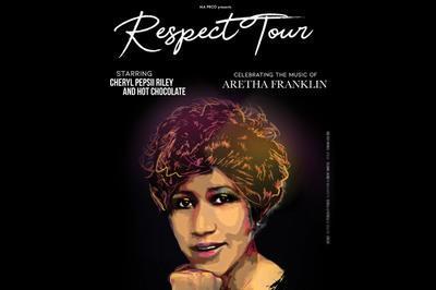 Respect Tour Tribute To Aretha Franklin à Bordeaux