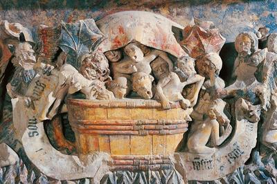 Retable De La Cathédrale St-just Et St-pasteur à Narbonne