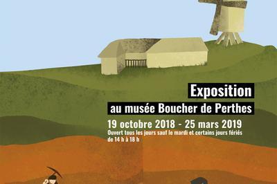 Retour à Moulin-Quignon - Un site préhistorique de 600 000 ans à Abbeville