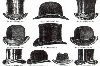 Retour Sur L'histoire Du Xxe Siècle Via La Présentation De Chapeaux Masculins Qui Ont Marqué L'histoire à Vaureal
