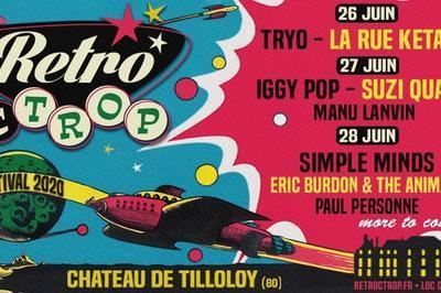Retro C Trop - Pass 2 Jour à Tilloloy