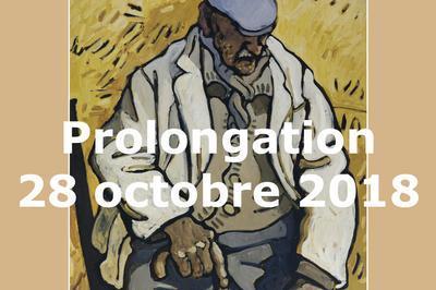 Rétrospective Jean Arène PROLONGATION à Cotignac