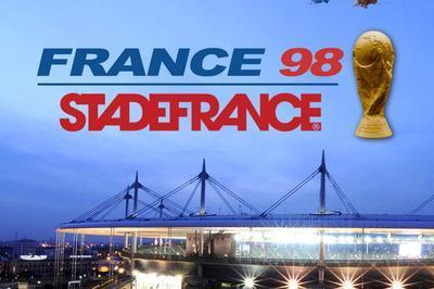 Revivez La Coupe Du Monde 98 à Saint Denis