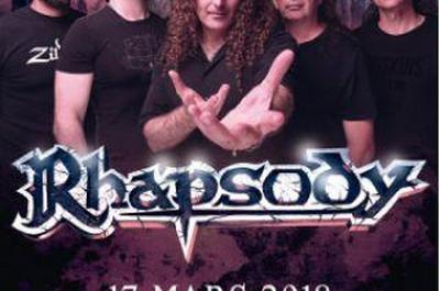 Rhapsody 20th Anniversary Farewell Tour à Toulouse
