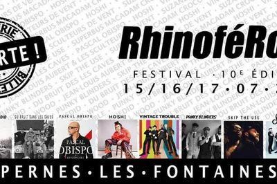 Rhinoférock Festival 2021