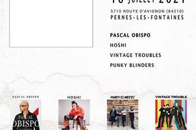 Rhinoferock Festival 2021 Vendredi à Pernes les Fontaines