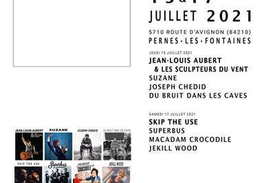 Rhinoferock Festival-Jeudi-Samedi à Pernes les Fontaines
