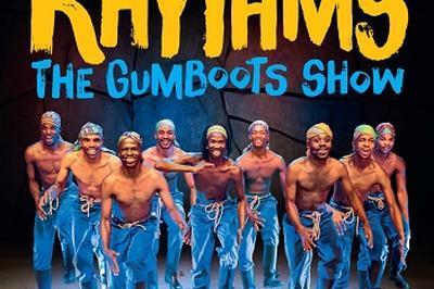 Rhythms The Gumboots Show // Annulé à Carquefou