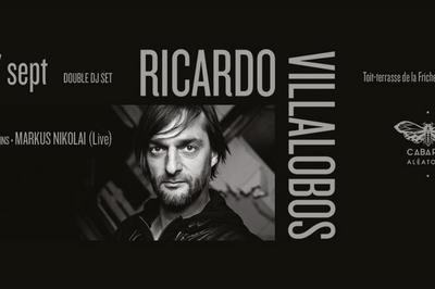 Ricardo Villalobos - Indoor & Outdoor à Marseille