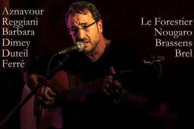 La chanson française en toute intimité... au Théâtre des Blondes Ogresses ! à Paris 18ème