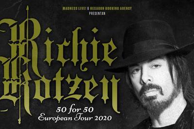 Richie Kotzen à Lyon
