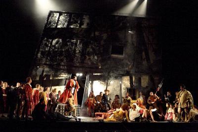 Rigoletto - Royal Opera House à Savigny le Temple