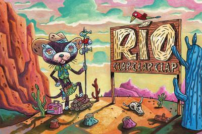 Rio Clap Clap Clap - Concert à Ris Orangis