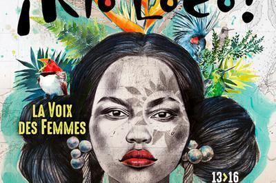 Rio Loco 2019 - La Voix Des Femmes