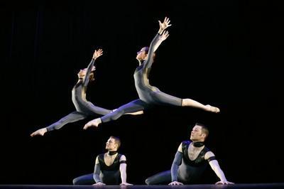 Rioult Dance New York à Courbevoie