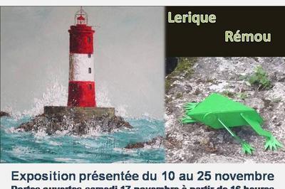 Rive Mauve galerie d'art présente : Voyageurs en art ! à Meung sur Loire