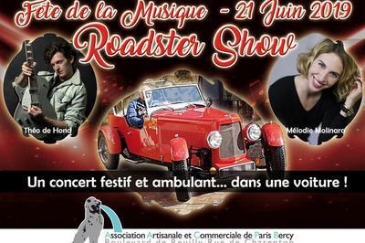 Roadster Show à Paris 12ème