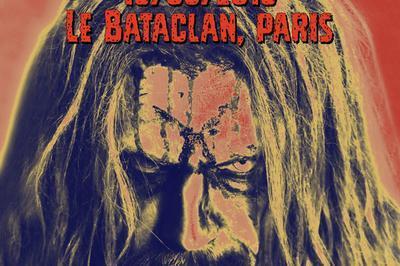 Rob Zombie à Paris 11ème