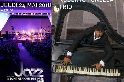 Roberto Fonseca Trio à Paris 6ème