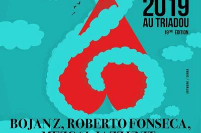 Roberto Fonseca Trio + Mezcal Jazz à Le Triadou