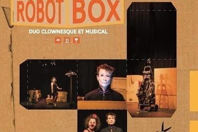 Robot Box à Saint Etienne