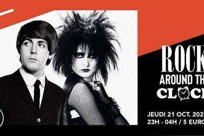 Rock Around The Clock / La Nuit Retour Vers Le Futur Du Supersonic à Paris 12ème
