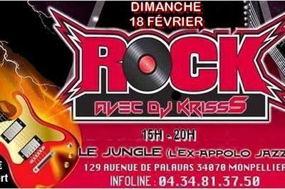 Rock   Dj Krisss à Montpellier