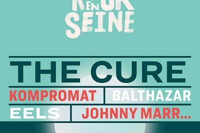 Rock en Seine - 1 er Jour- The Cure, Balthazar... à Saint Cloud