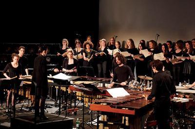 Rock & Voix & Percussion à Meyzieu