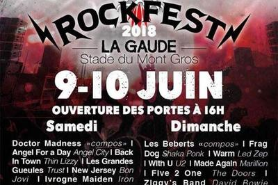 Rock Fest 2018 - 1 Max De Bruit à La Gaude