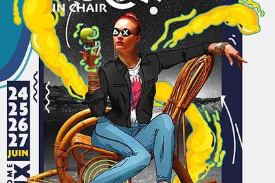 Rock In Chair Evreux Pass 1 Jour