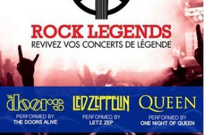 Rock Legends à Lyon