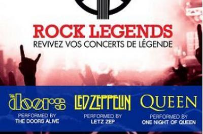 Rock Legends à Annecy