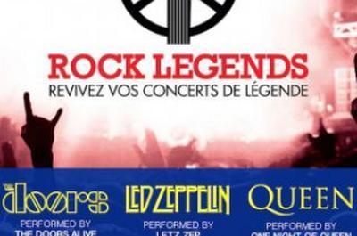 Rock Legends à Montbeliard