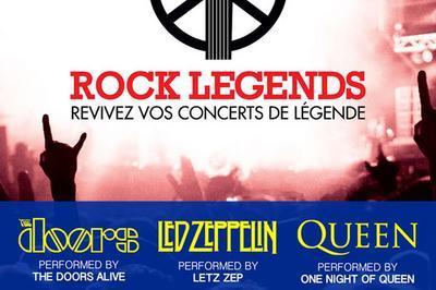 Rock Legends à Montpellier