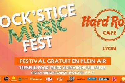 Rock'Stice Music Fest à Lyon
