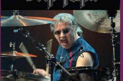 Rock The Night - Ian Paice With Purpendicular à Riom