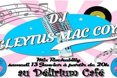 Rockab' night with Cleytus MacCoy ! à Amiens