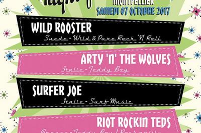 Rockabilly Night #3 à Saint Jean de Vedas