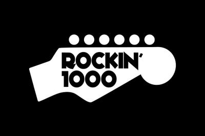 Rockin 1000 à Saint Denis