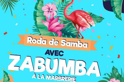 Roda De Samba Avec Zabumba // Brazil Party ! à Montreuil