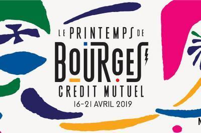 Rodolphe Burger à Bourges