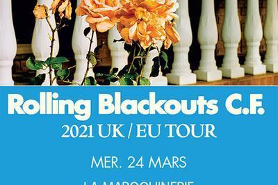 Rolling Blackouts Coastal Fever - report à Paris 20ème