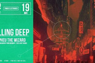 Rolling Deep w/ Orpheu The Wizard (Red Light Radio / Amsterdam) à Strasbourg