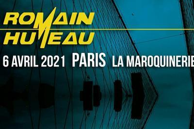 Romain Humeau - report à Paris 20ème