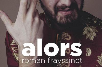 Roman Frayssinet à Strasbourg