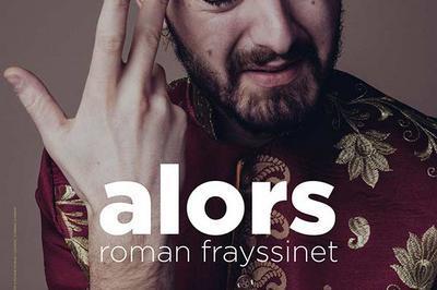 Roman Frayssinet à Paris 9ème