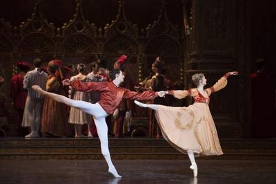 Roméo Et Juliette - Rudolf Nourrev à Paris 12ème
