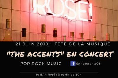 The Accents au Rosé à Nice