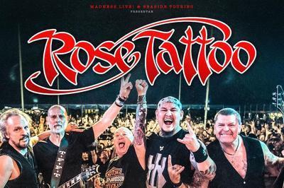 Rose Tattoo à Paris 18ème